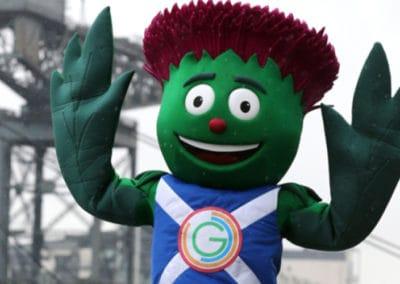 glasgow 2014 mascot