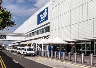 Vending Machine Glasgow Airport