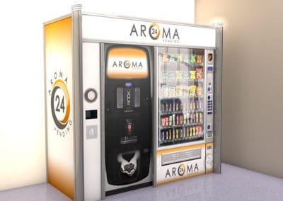 Aroma Vending Machine