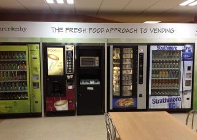 Fresh Food Vending