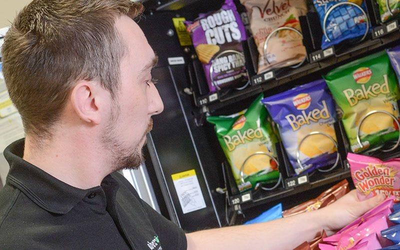 nationwide vending service
